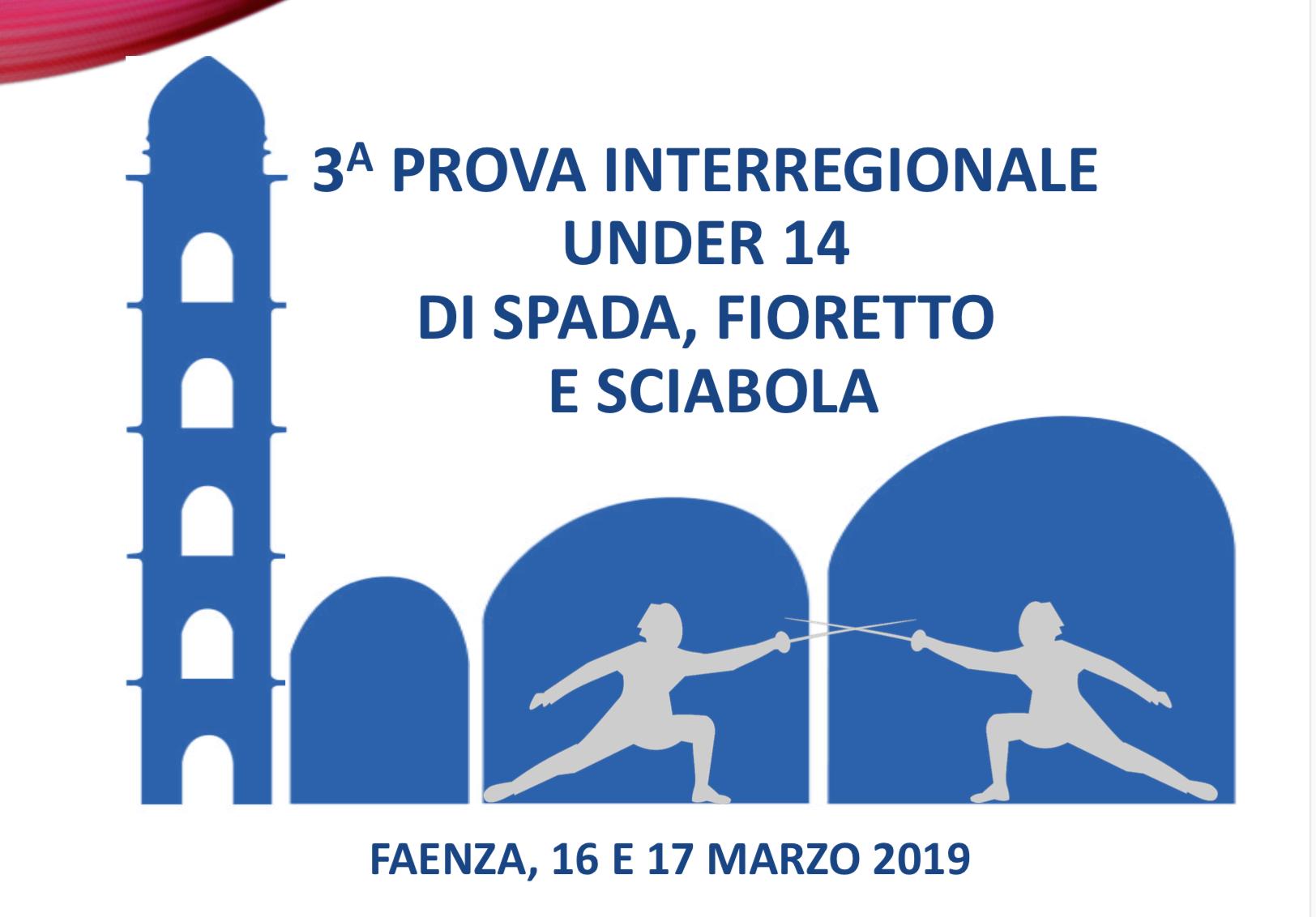 Federazione Italiana Scherma Calendario Gare.3 Prova Interregionale Gpg Scherma Faenza
